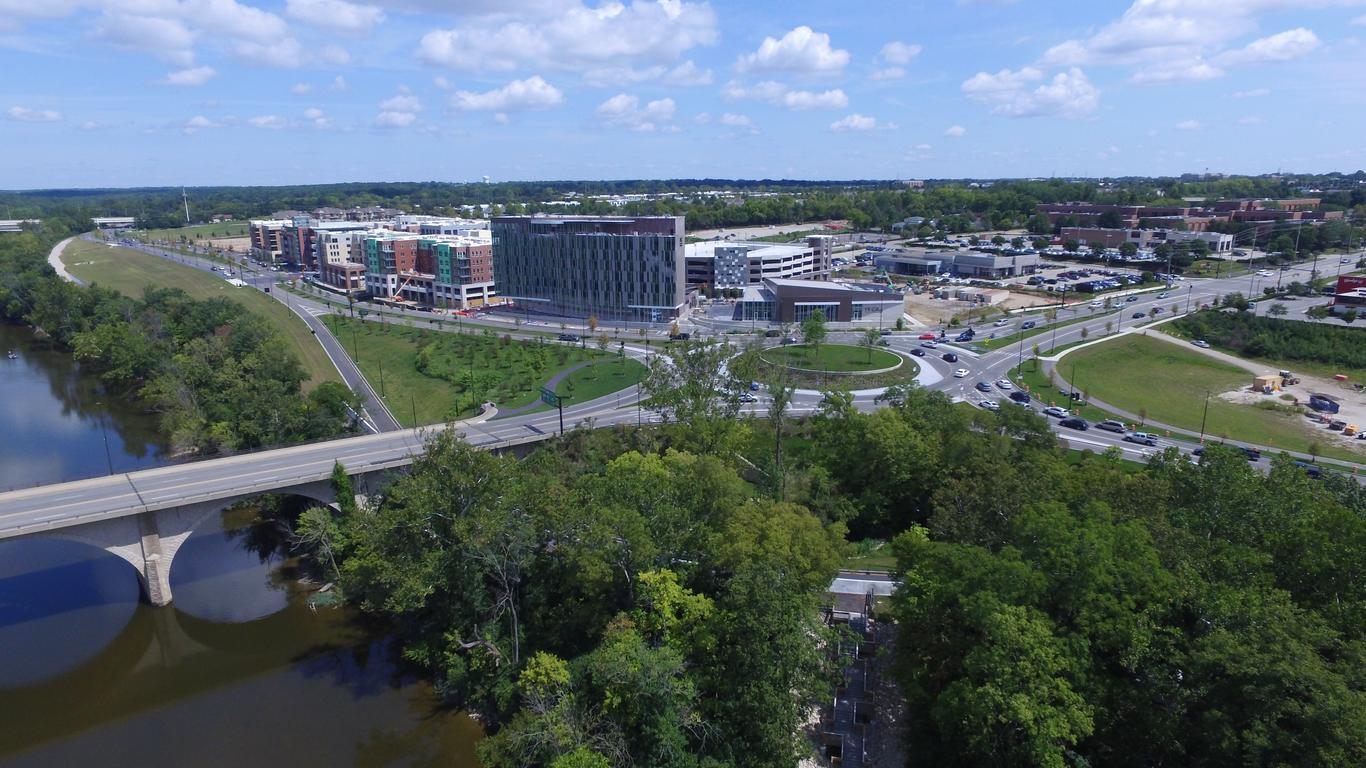 Alquiler de autos en Dublin (Ohio)