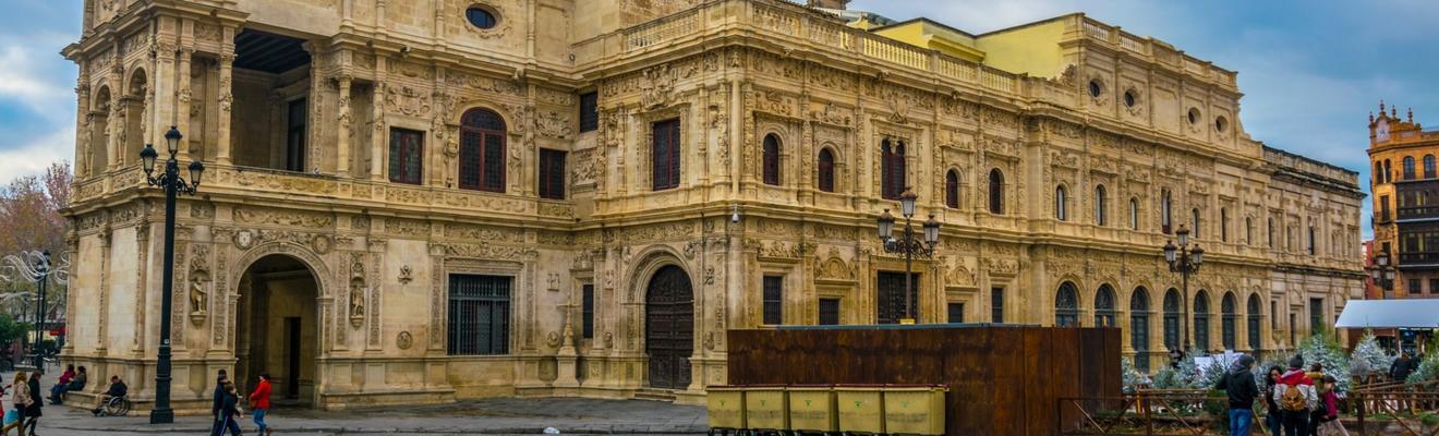 Ξενοδοχεία στην πόλη Σεβίλλη
