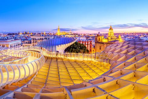 Ofertas de hotel en Sevilla