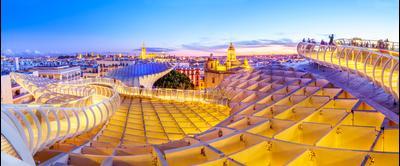 Hotels in Sevilla