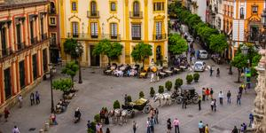 Car Hire in Sevilla
