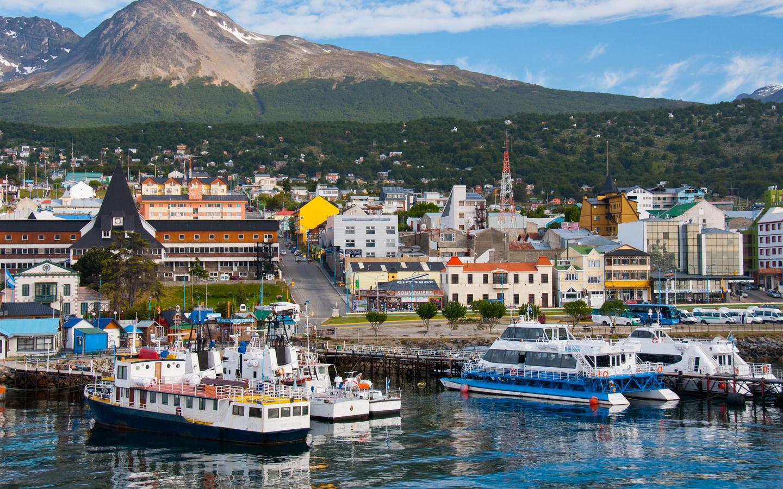 Hoteles en Ushuaia