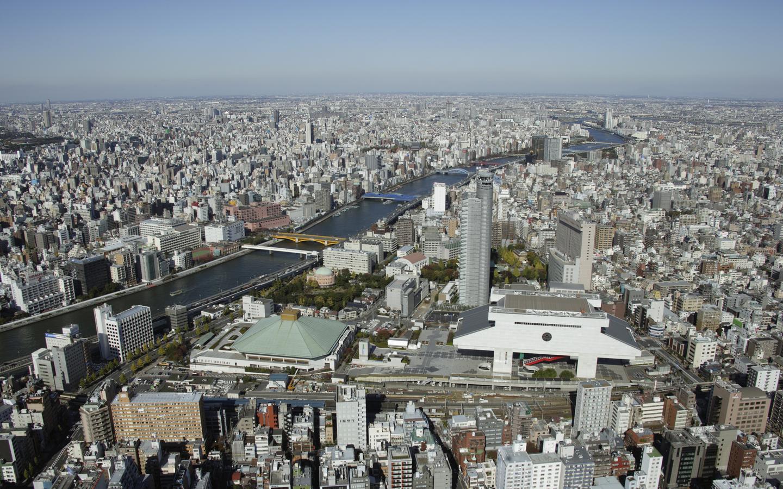Токио — отели
