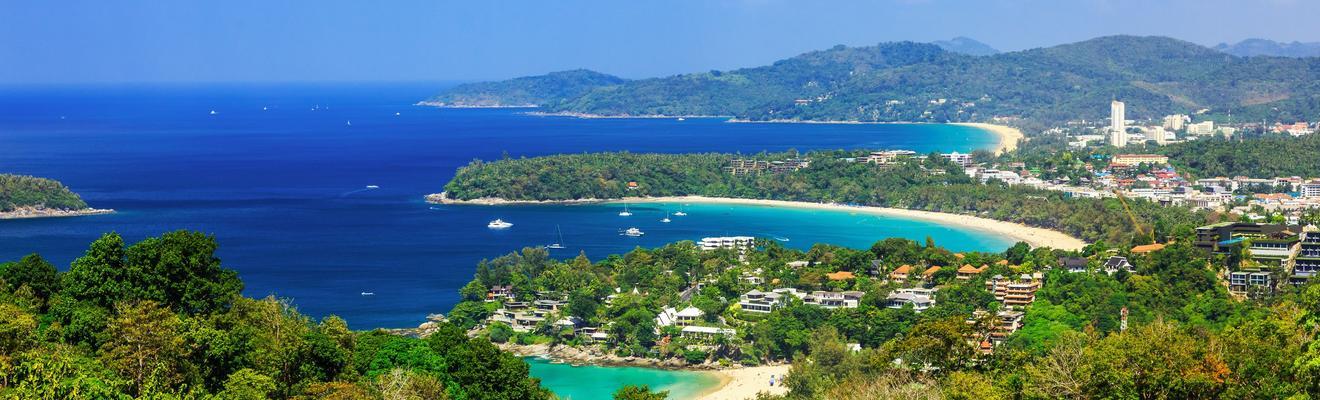 Khách sạn ở Thị trấn Phuket