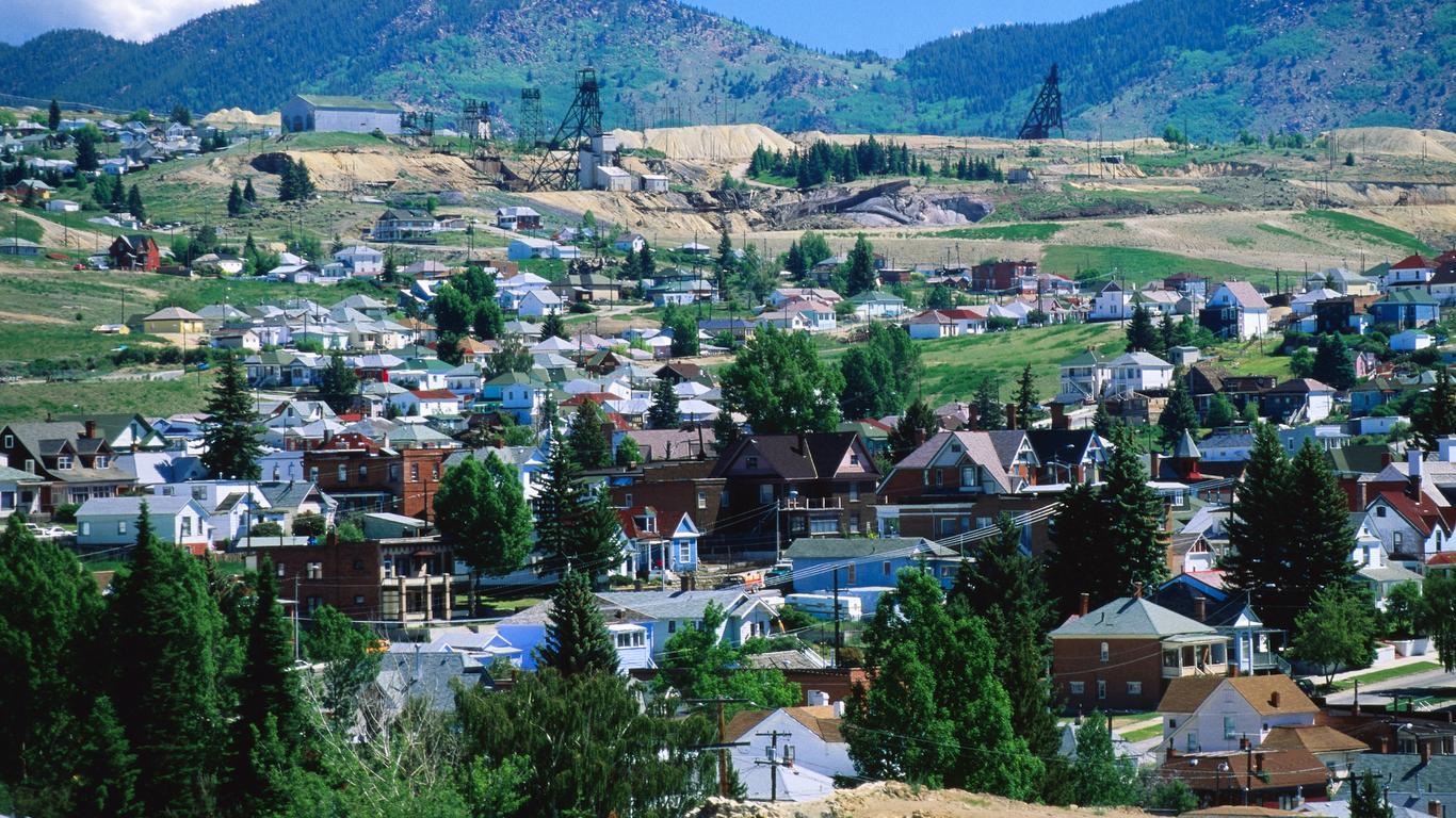 Renta de autos en Butte
