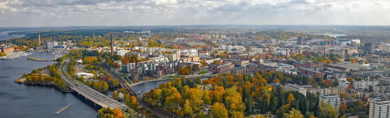 Tampere hotellia