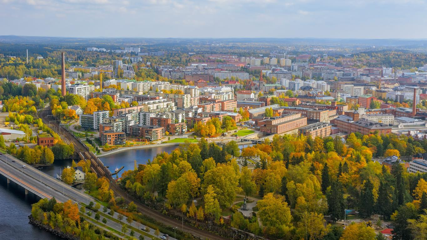Tampere car hire