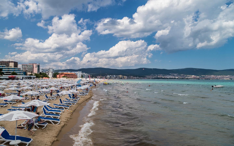 Hoteller i Sunny Beach
