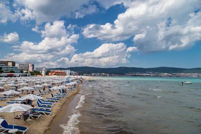 Солнечный берег — отели