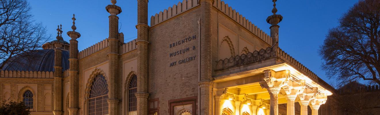 Brighton hotellia