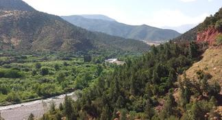 Atlas Mountains and Three Valleys & Waterfalls - Camel ride Day Trip Marrakech