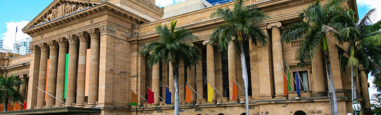 Brisbane hotellia