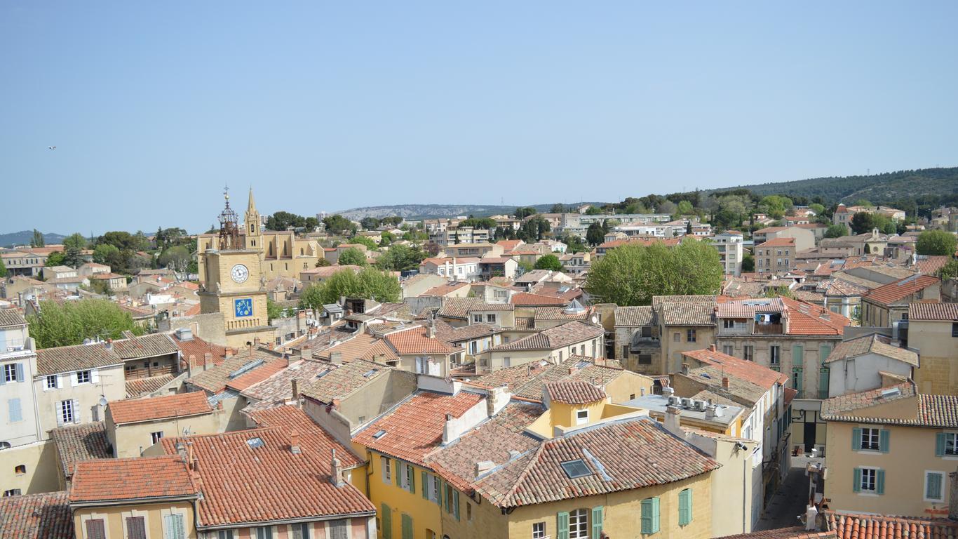Salon-de-Provence autoverhuur