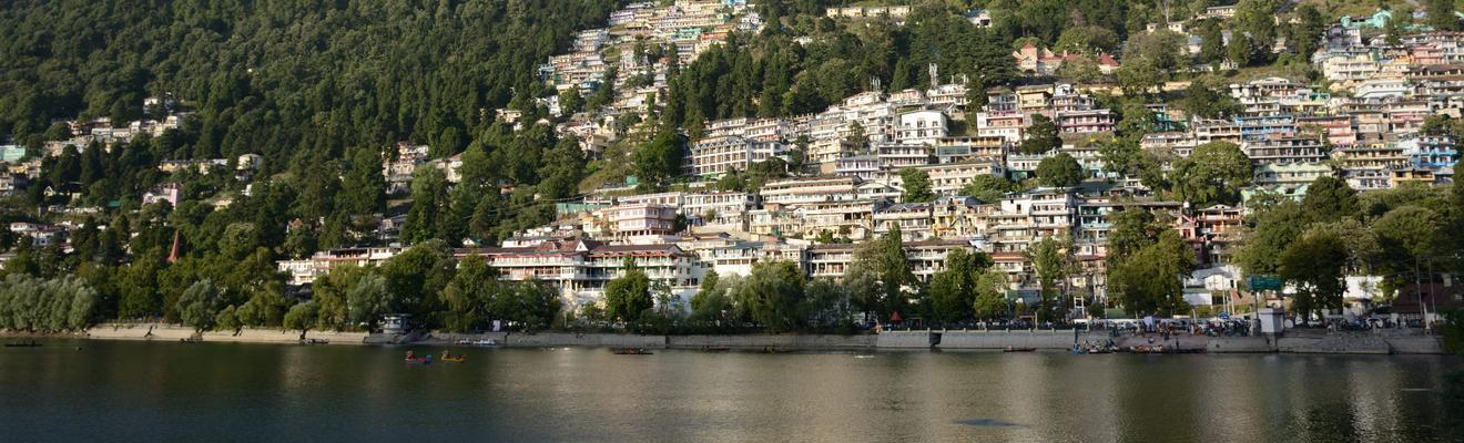 Khách sạn ở Nainital