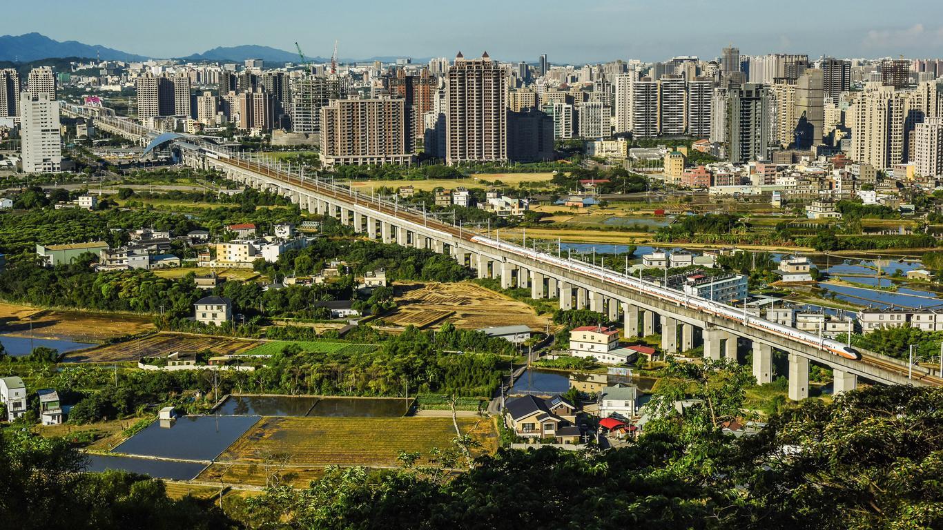Zhubei City autoverhuur