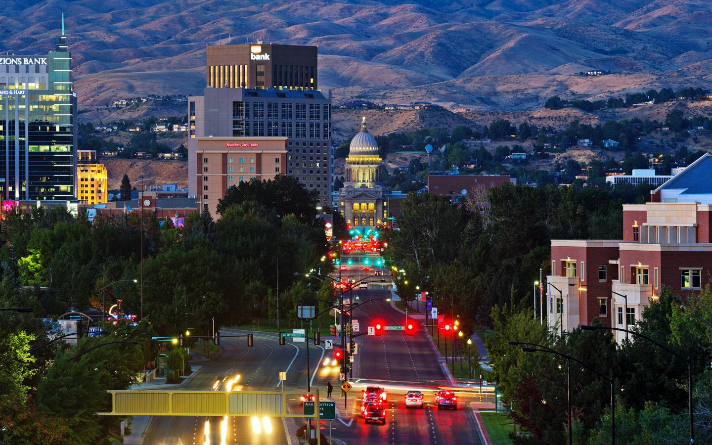 Cheap Flights From Salt Lake City To Boise From 218 Kayak