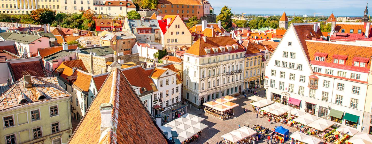 Tallinn luxury hotels