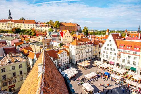 Tarjouksia hotelleista Tallinna