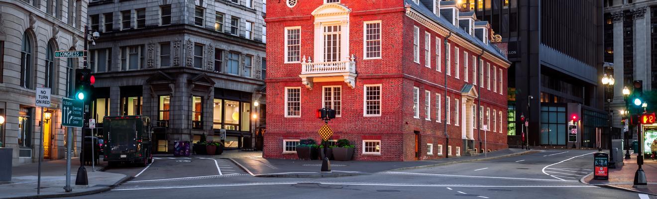 Boston hotellia