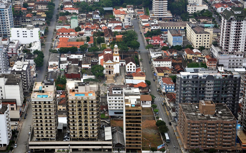 Hotéis em São Lourenço