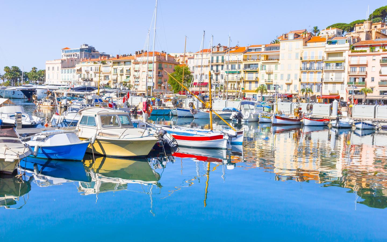 Cannes hotellia