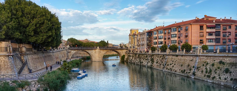 Coches de alquiler en Murcia