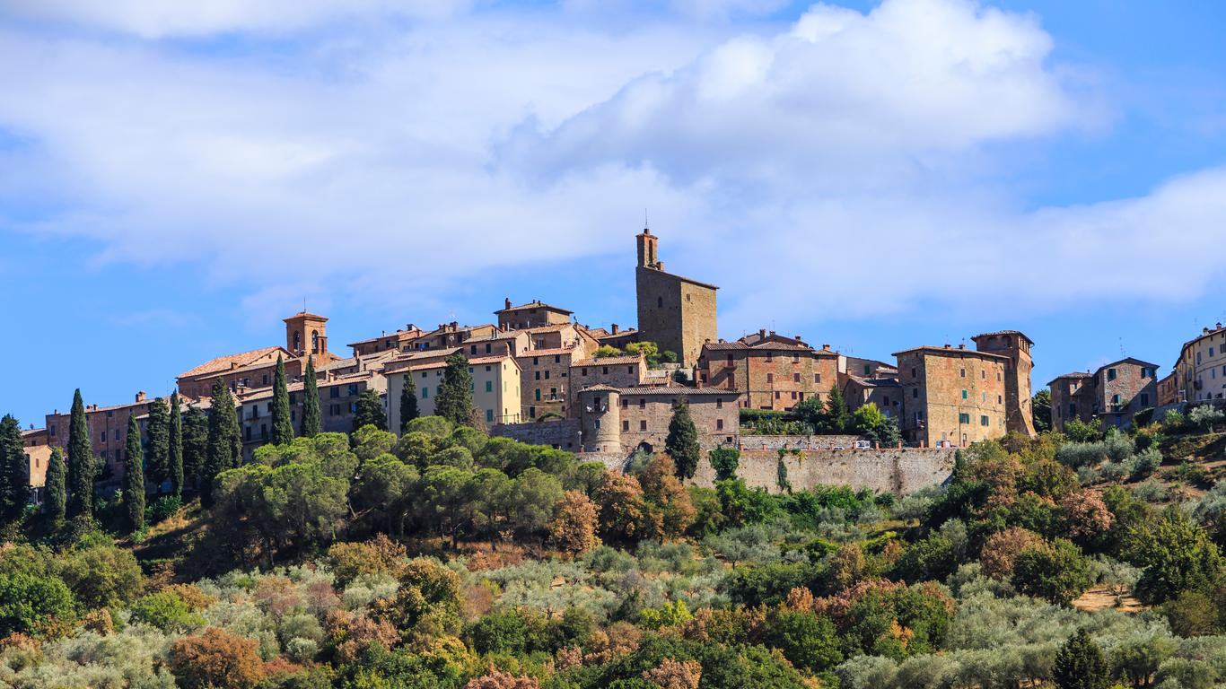Panicale car hire
