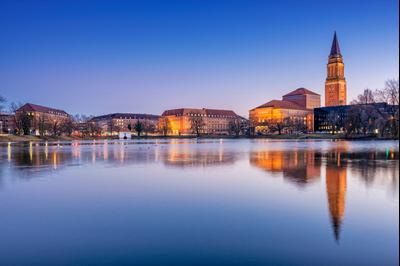 Kiel hotellia