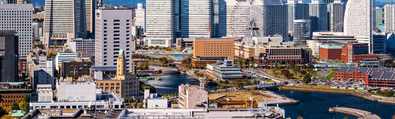 Ξενοδοχεία στην πόλη Yokohama