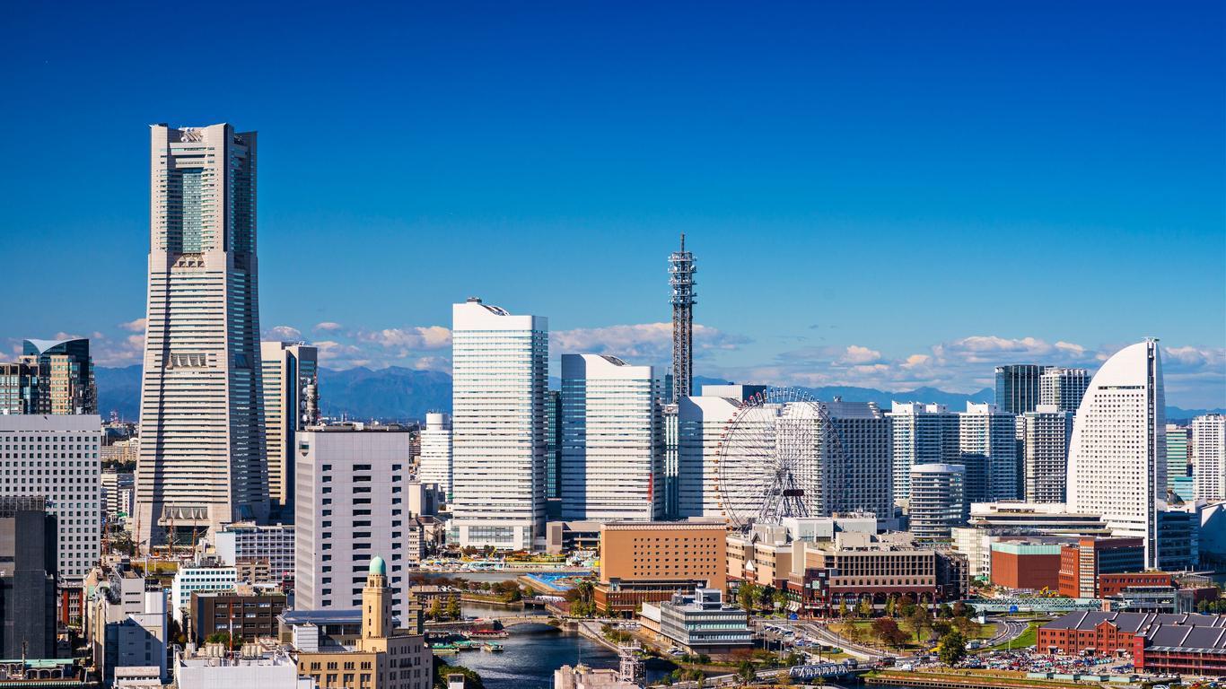 Yokohama car hire