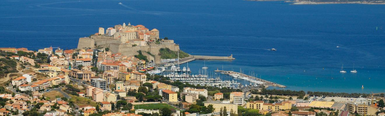 Ξενοδοχεία στην πόλη Calvi