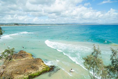 Προσφορές για ξενοδοχεία - Byron Bay