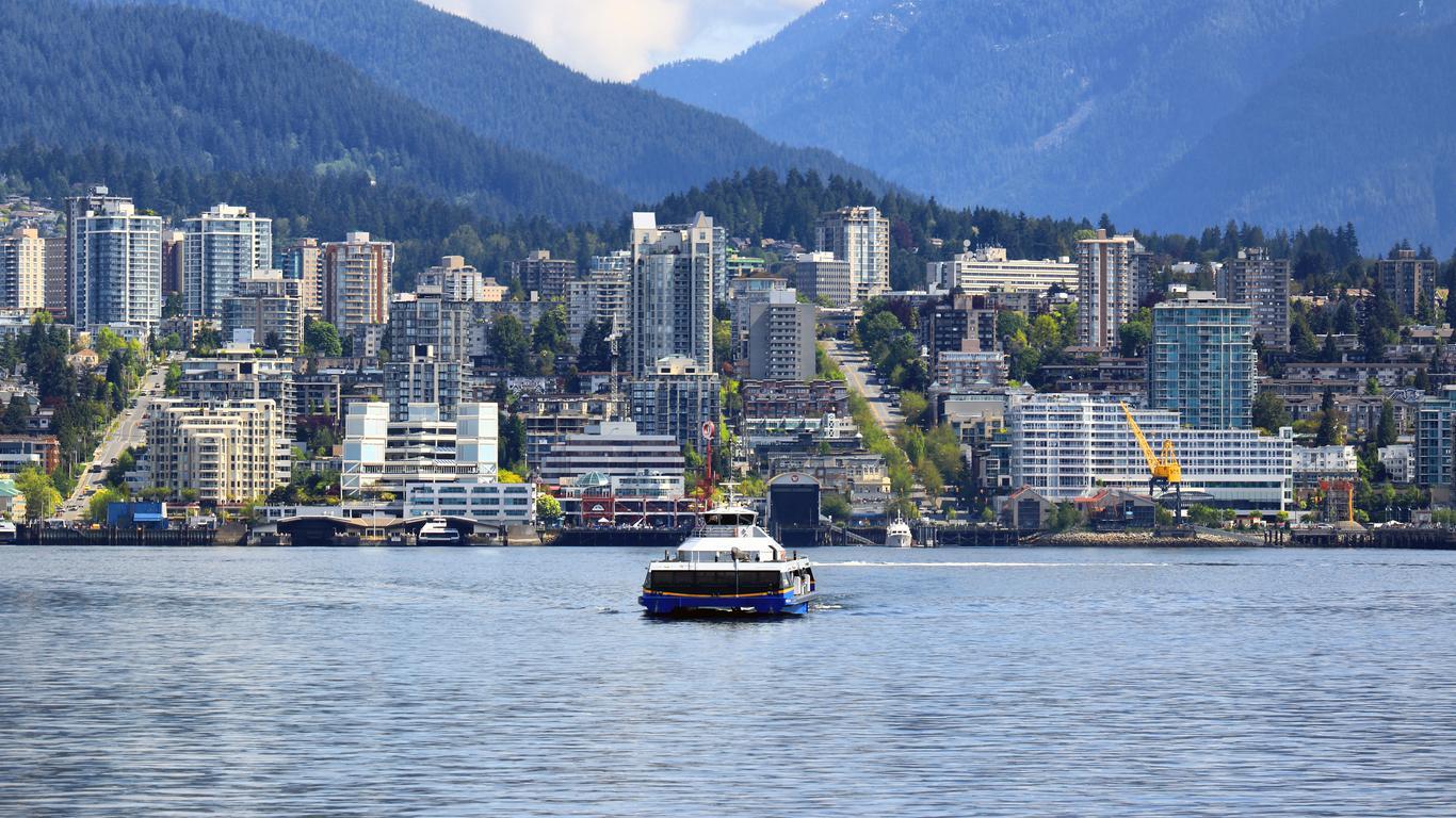 North Vancouver car rentals