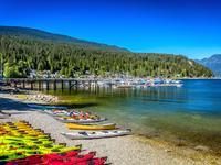 Ξενοδοχεία στην πόλη North Vancouver