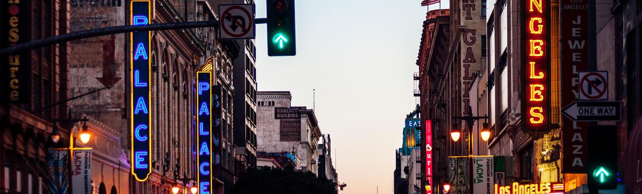 Лос-Анджелес — отели
