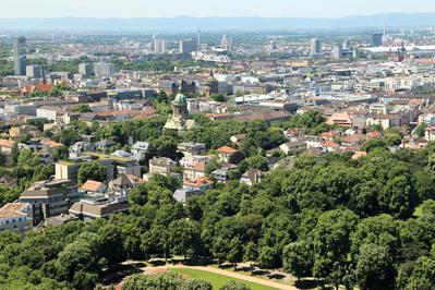 16 Best Hotels in Mannheim  Hotels from $35/night - KAYAK