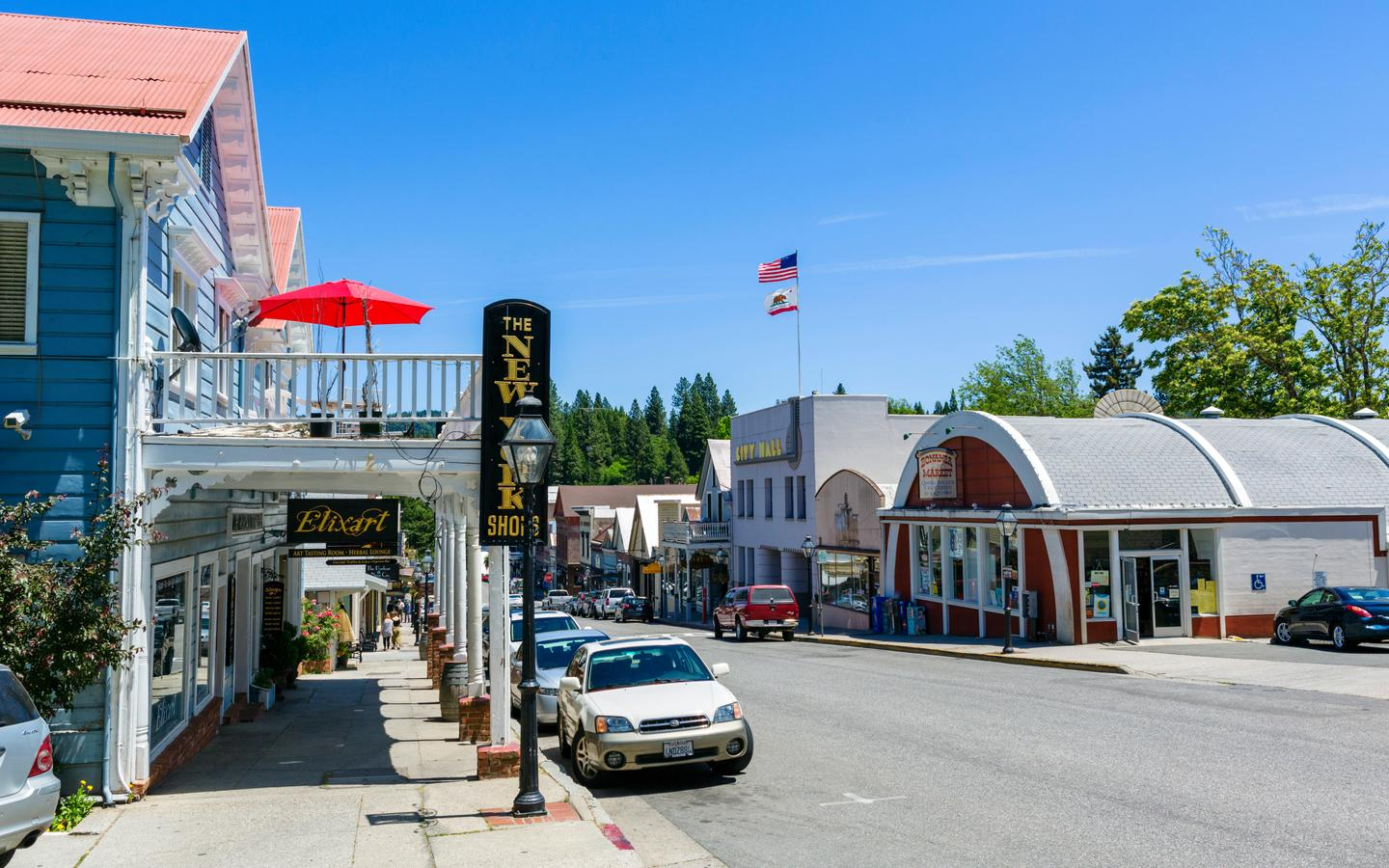 Hotels in Nevada City