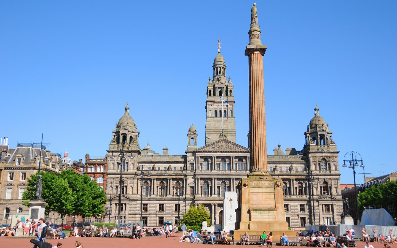 Hôtels à Glasgow