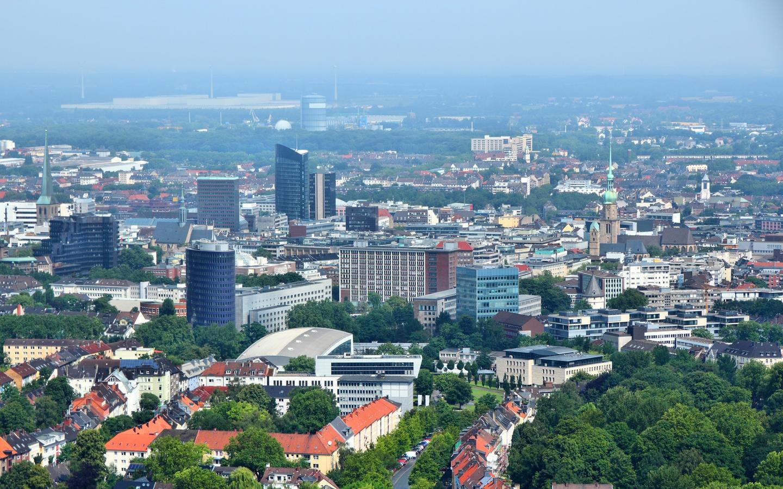 Khách sạn ở Dortmund