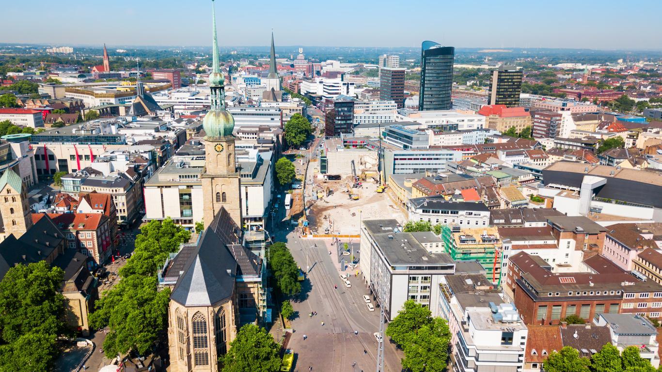 Dortmund car hire