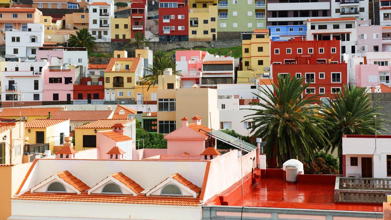 搜尋San Sebastián de la Gomera租車優惠價格