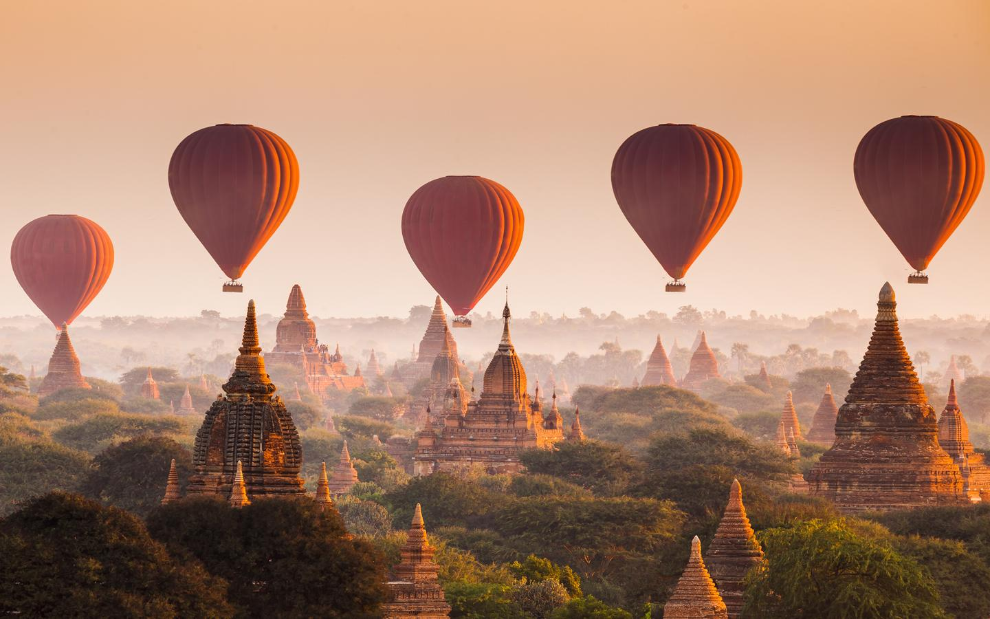 Bagan hotellia