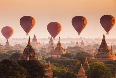Bagan hotellia