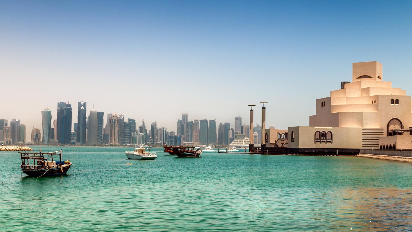 Sewa mobil di Doha
