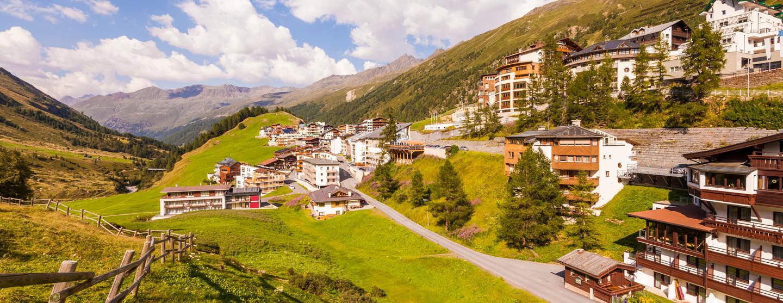 Obergurgl luxury hotels