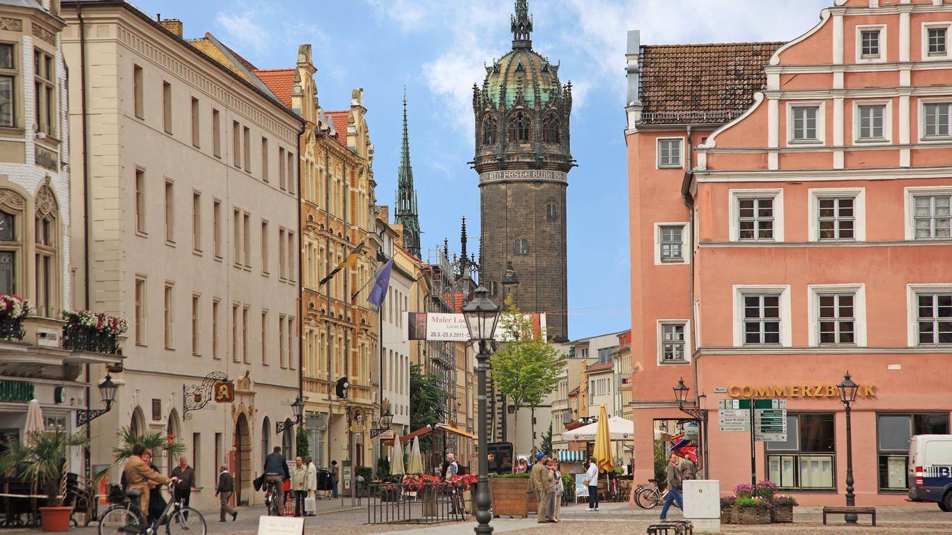 Lutherstadt Wittenberg car rentals