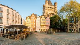 Cologne car rentals