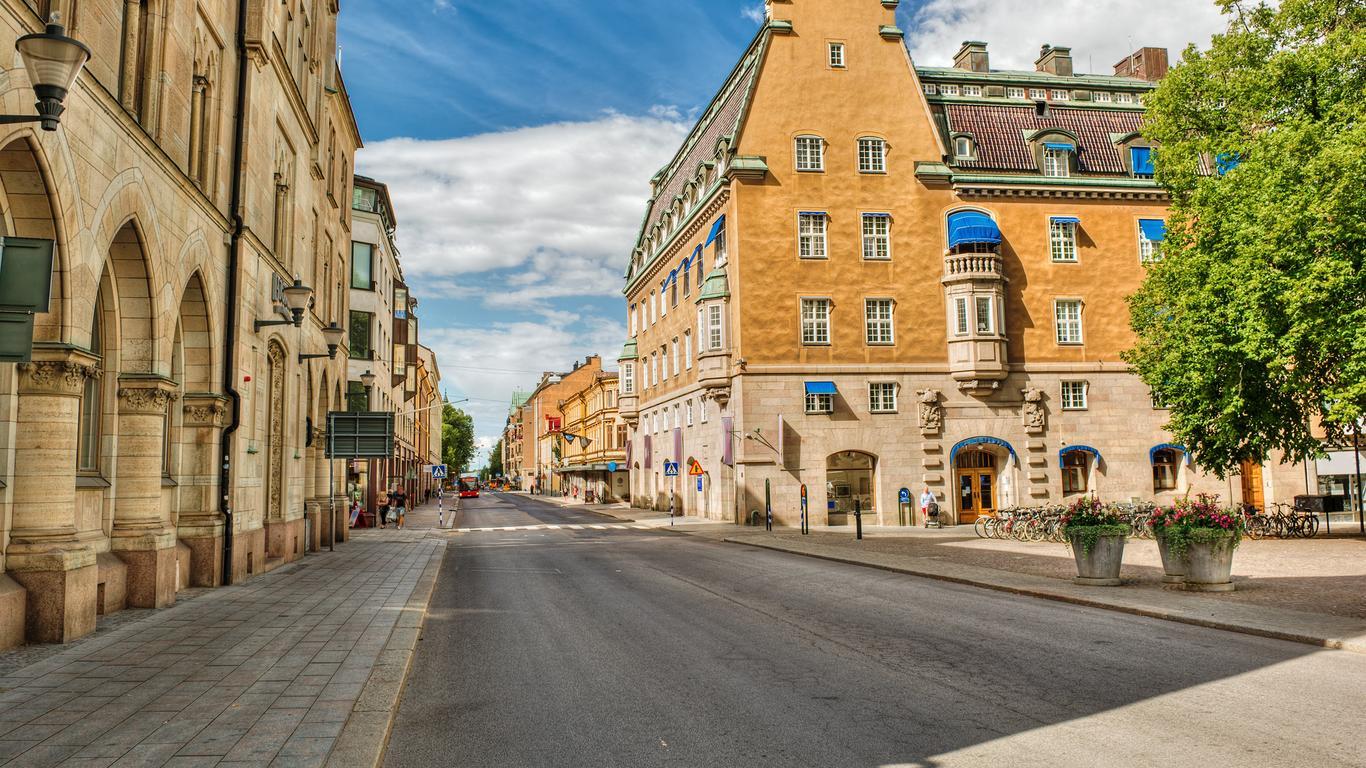 Sewa mobil di Linköping