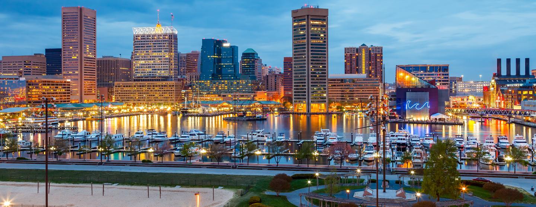 Baltimore design hotels
