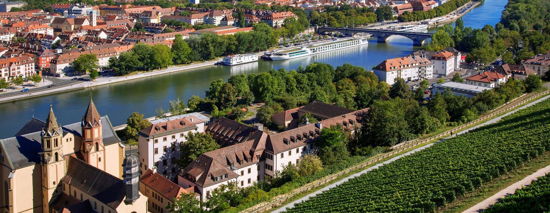 Hotele rodzinne - Würzburg